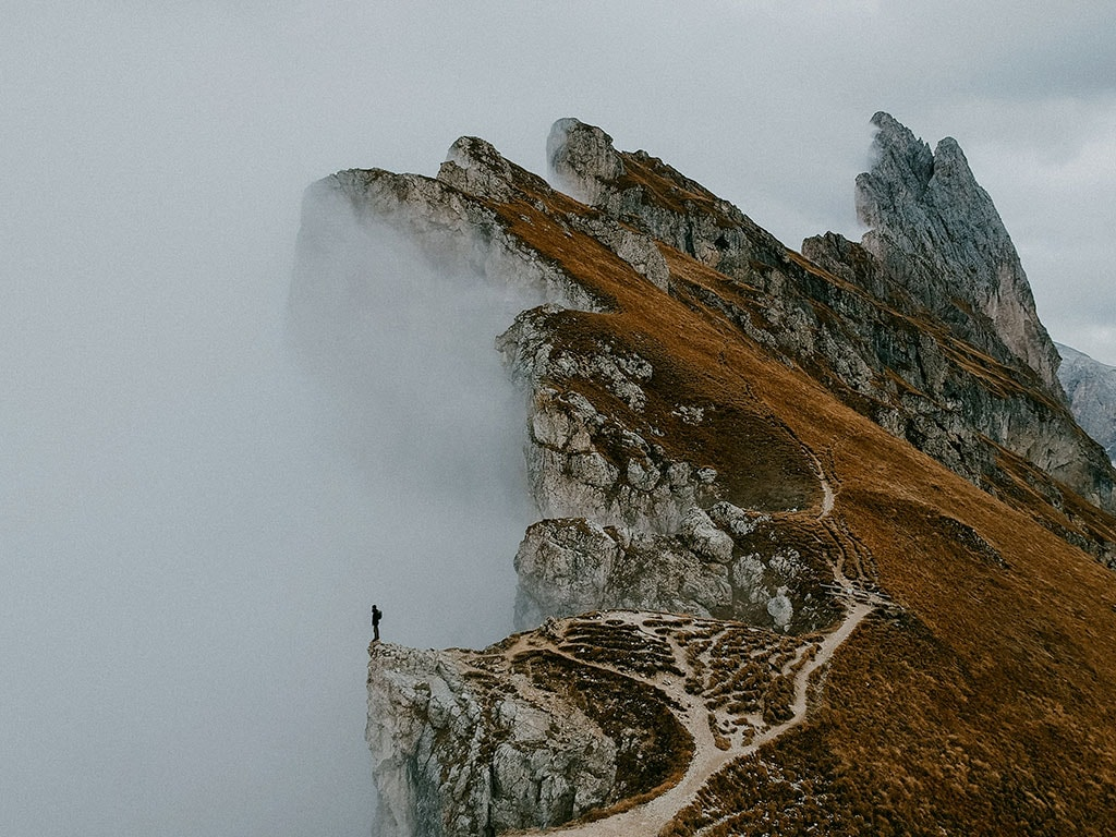 Italian Dolomites View - One of the most beautiful elopement locations in Italy