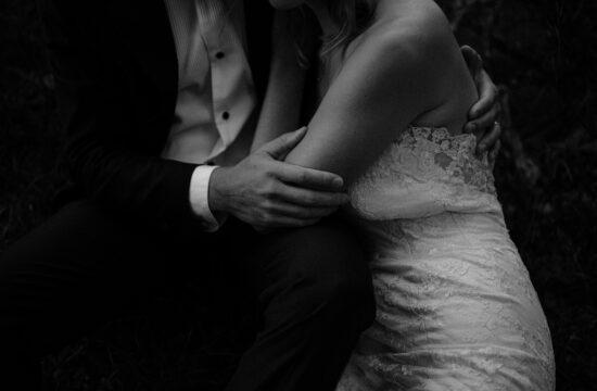 Bride and Groom at Villa Pietraluna Wedding in Lake Como